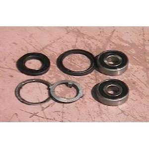 2007 Yamaha XVS650 V STAR CLASSIC Front Wheel Bearings Automotive