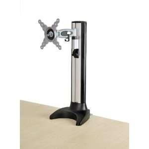 Aluminum Desk Mount For Computer Monitors, LCD LED TVs And Flat Panel