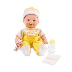 Little Mommy Real Loving Baby Cuddle & Coo Doll   Yellow