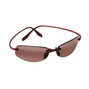 Maui Jim Moku Sunglasses Burgundy