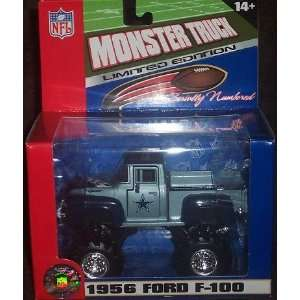 Dallas Cowboys NFL Limited Edition DieCast 136 1956 Ford F 100