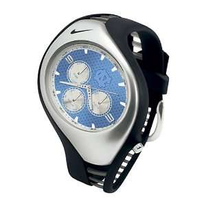 Nike North Carolina Tar Heels (UNC) Mens Triax Swift 3i Analog Watch