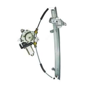 New Passengers Front Power Window Regulator w/Motor Automotive