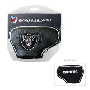 Oakland Raiders NFL Putter Cover   Blade  Sports