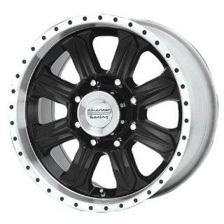 Ion Alloy 174 Black Beadlock Wheel (16x8/5x114.3mm) Automotive