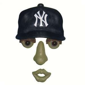 New York Yankees Tree Forest Face Garden Decoration