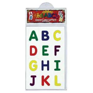 Uppercase Magnetic Letters Toys & Games