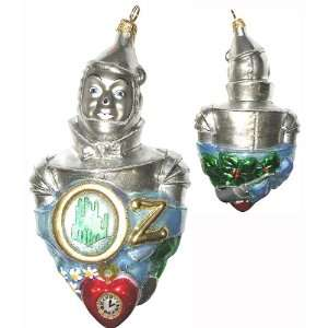 Wizard Of OZ Tin Man Polonaise Christmas Ornament AP1750