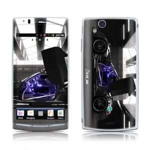 Dark Design Protective Skin Decal Sticker for Sony Ericcson Xperia Arc
