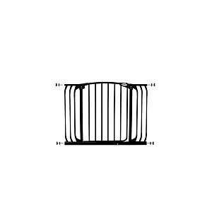 Dream Baby Hallway Security Gate   Black Baby