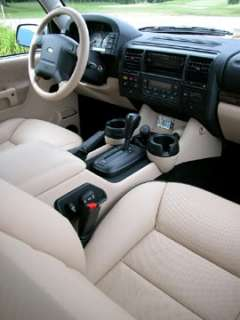 Land Rover Discovery or Freelander   Genuine Leather Interior Upgrade