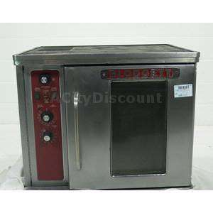 USED BLODGETT COMMERCIAL RESTAURANT ELECTRIC 1/2 SIZE CONVECTION OVEN