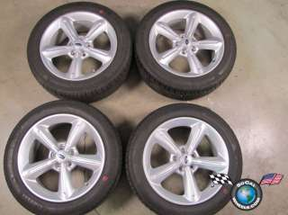 2010 Ford Mustang Factory 18 Wheels Tires OEM Rims 3834 AR33 1007 CB