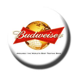 BUDWEISER Beer Logo Collectibles Fridge Magnet #3