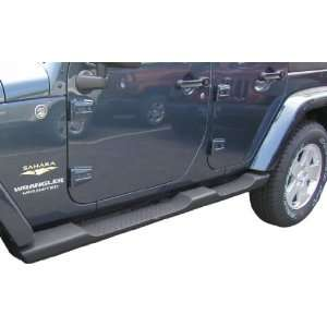 Jeep Wrangler 4 Door Running Board Side Steps Automotive