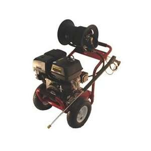 Power Prosumer 4000 PSI (Gas   Cold Water) Pressure Washer w/ Hose
