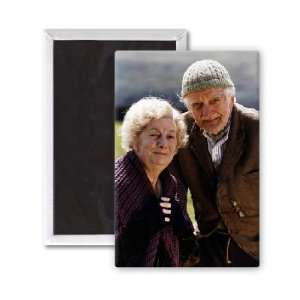 Last of the Summer Wine   3x2 inch Fridge Magnet   large